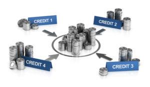 Rachat de credit ou encore regroupement de credit permettent de solutionner des problemes de fin de mois